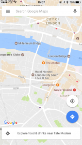 google-maps-london