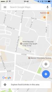 google-maps-london